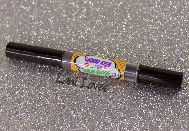 Darling Girl Liquid Kiss Luxe Balm Gloss - Taupe-tation Swatches & Review