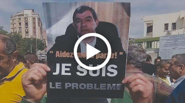 VIDÉO. Sit-in contre Hannachi devant le siège de la JSK
