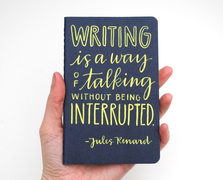 Do you like to journal? Announcing a new line of inspirational journals