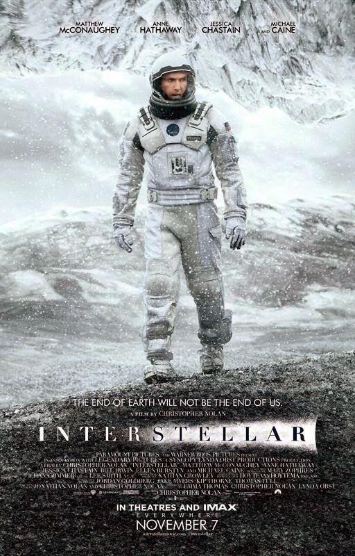 ¡Cartelicos!: Interestelar (2014) de Christopher Nolan
