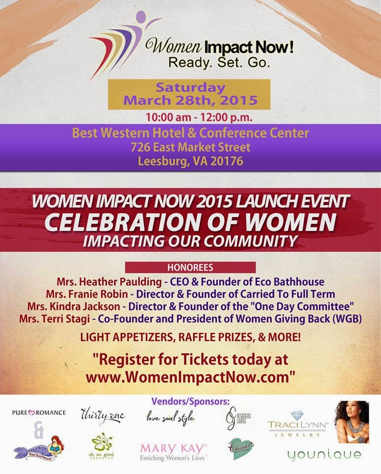 Women Impact Now Launch