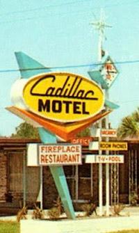 1950's-60's Motels