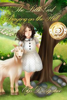 The Little Girl Praying on the Hill - Readers' Favorite International Gold Winner