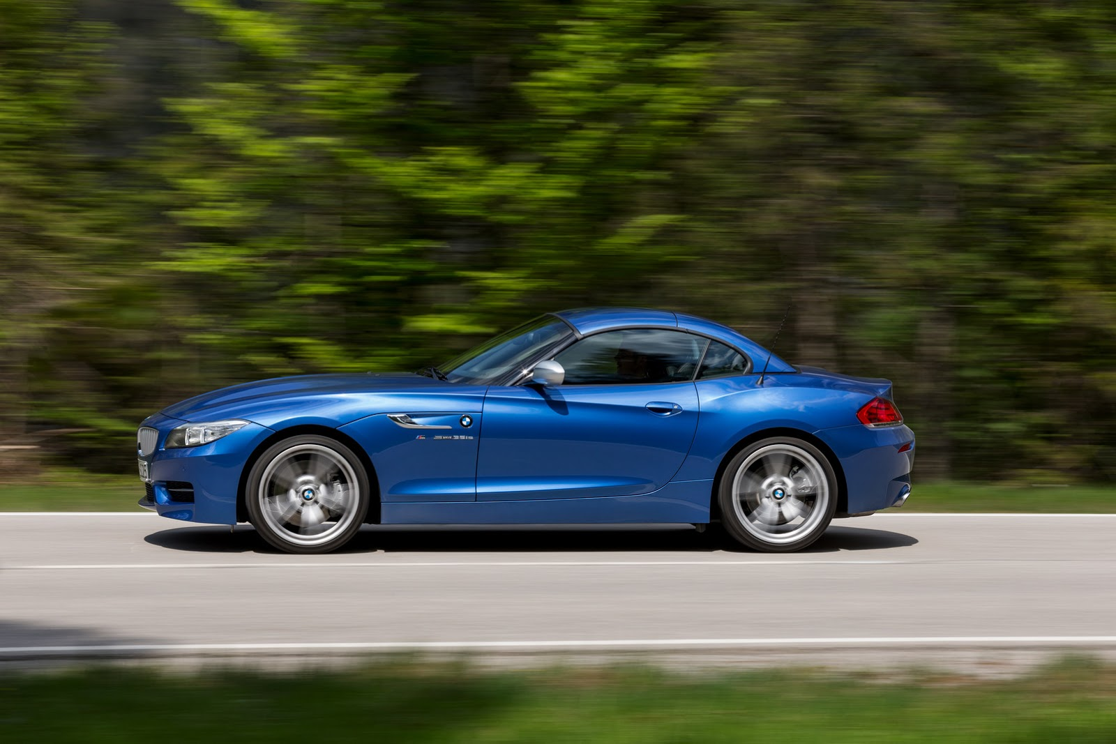 Bmw Z4 Gets Estoril Blue Metallic For The First Time 64