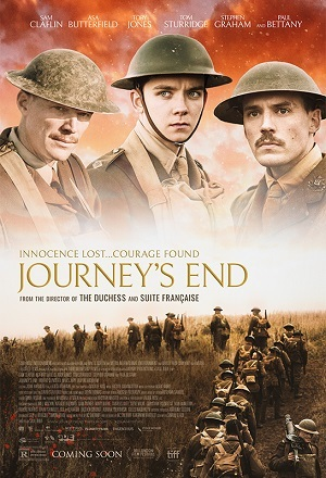 Filme Journeys End - Legendado 2018 Torrent