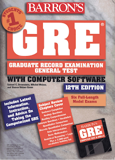 Barron's GRE by Brownstein Mediafire ebook{ilovemediafire.blogspot.com}