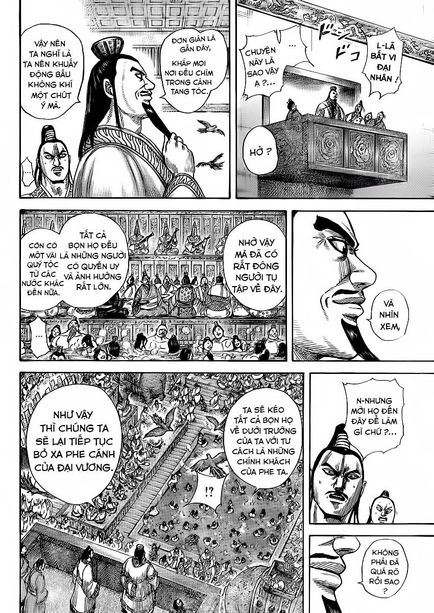 Kingdom - Vương Giả Thiên Hạ Chapter 367 page 11 - IZTruyenTranh.com