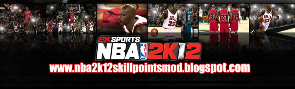 Nba 2k12 Unlimited Skill Points