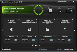 Serial Key Bitdefender Internet Security 2013 valid 1000 hari