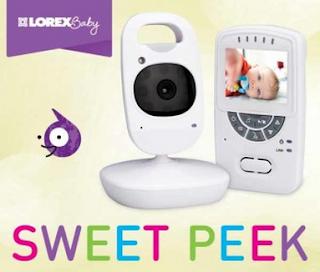lorex baby monitor logo