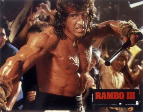 John Rambo Body Pictures | All About Hollywood