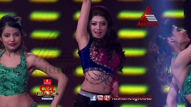 Pranitha CCL3 Star Night dance