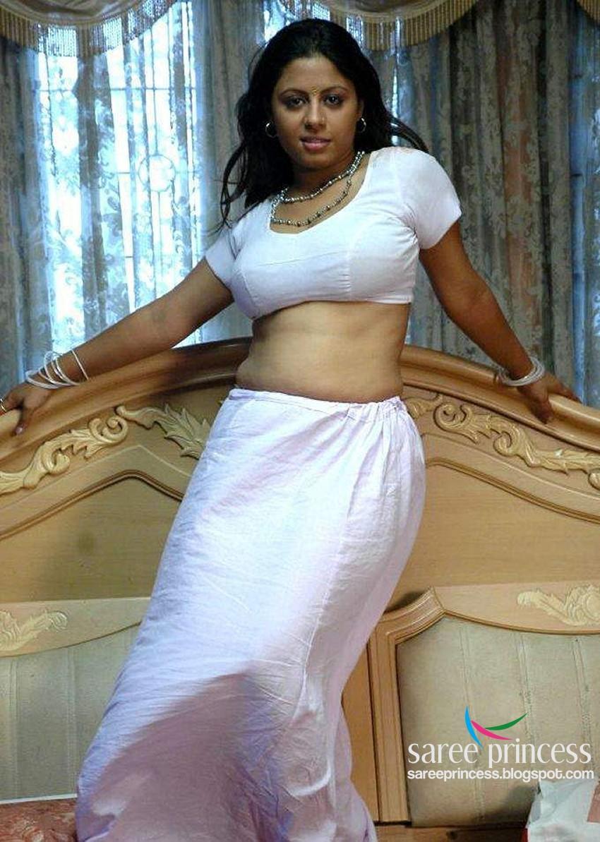 ... saree blouse in bedroom scene stills from nishabda viplavam movie