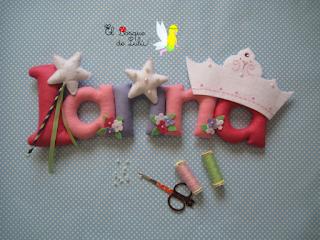 nombre-en-fieltro-hechoamanoparati-elbosquedelulu-detalle-nacimiento-decoración-infantil-letrero-decorativo-personalizado