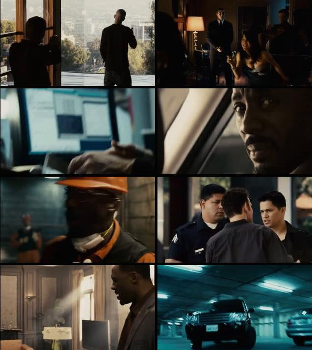 Takers 2010 Dual Audio BRRip 480p