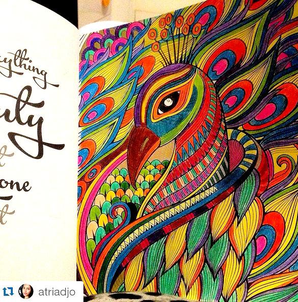 Sejarah Terbentuknya Coloring Book For Adult Indonesia
