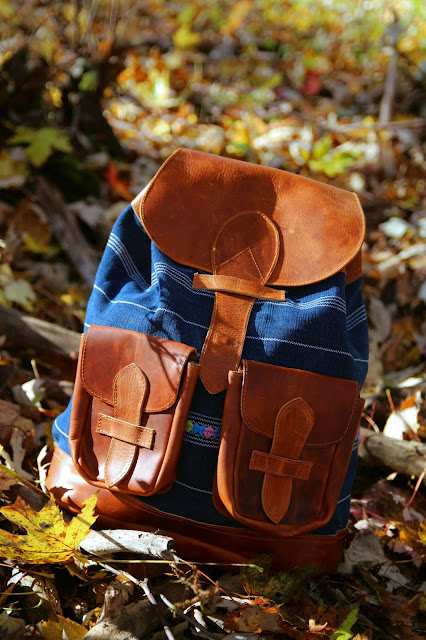 kakaw designs quetzal backpack