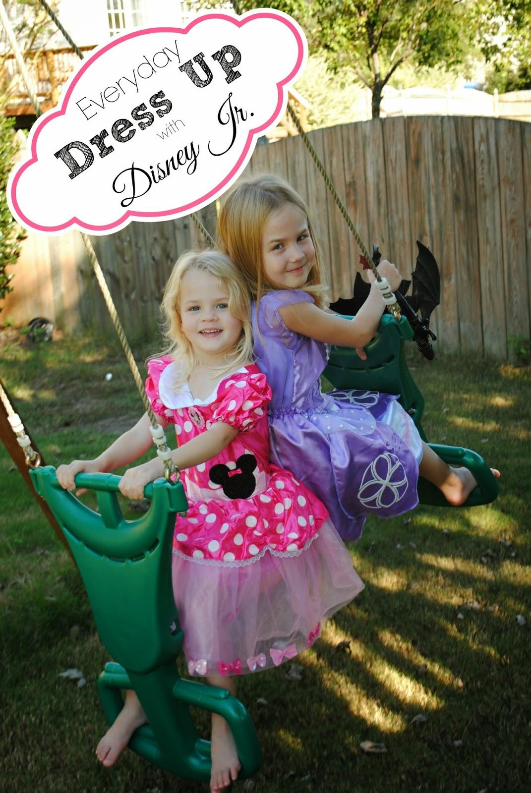 Everyday Dress Up with Disney Junior