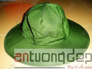 bán nón bộ đội giá rẻ