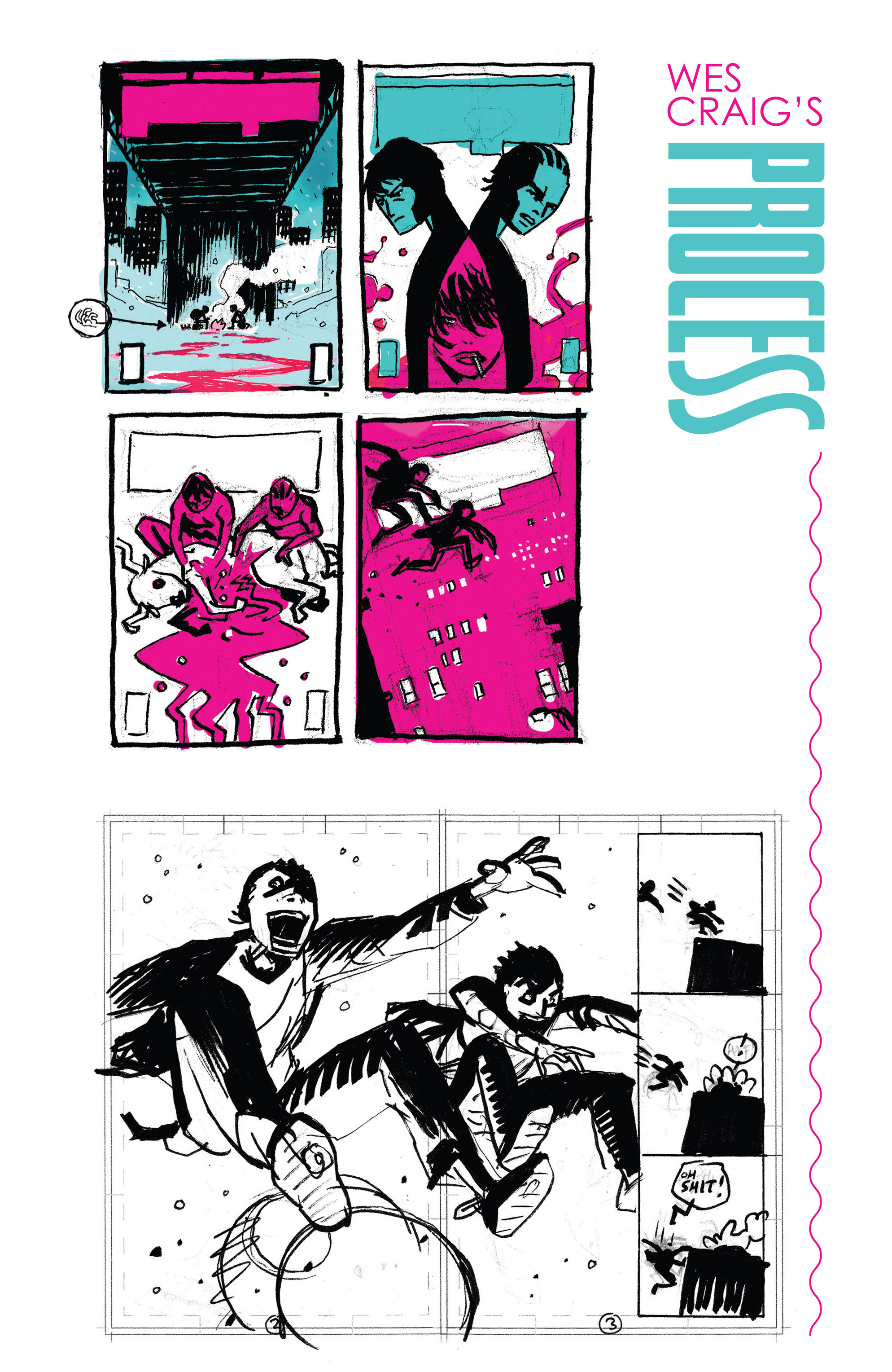 Read online Deadly Class comic -  Issue #3 - 24
