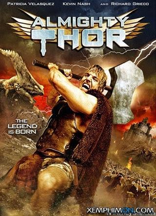 Chiếc Búa Của Sự Vĩnh Cữu HD Thuyết minh - Almighty Thor