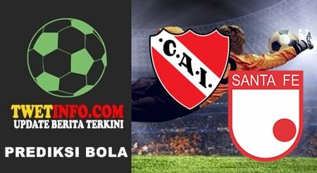 Prediksi Independiente vs Santa Fe