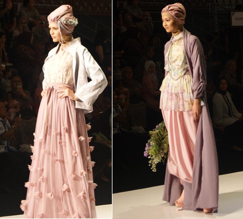 Model gaun pesta muslim terbaru 2014 holidays oo Gambar baju gamis pesta 2014