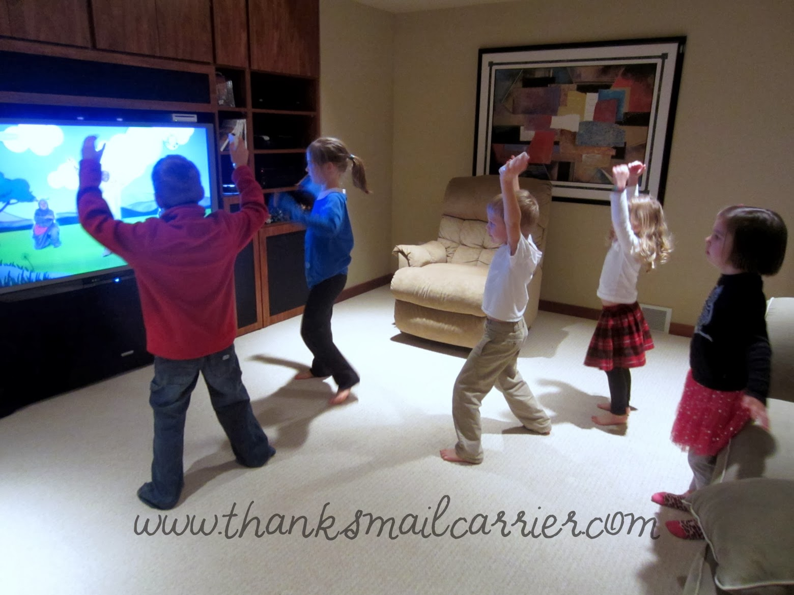 Just Dance Kids fun