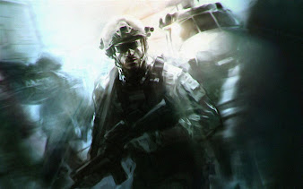 #21 Call of Duty Wallpaper