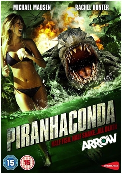 Piranhaconda.Capa Piranhaconda XviD DVDRip