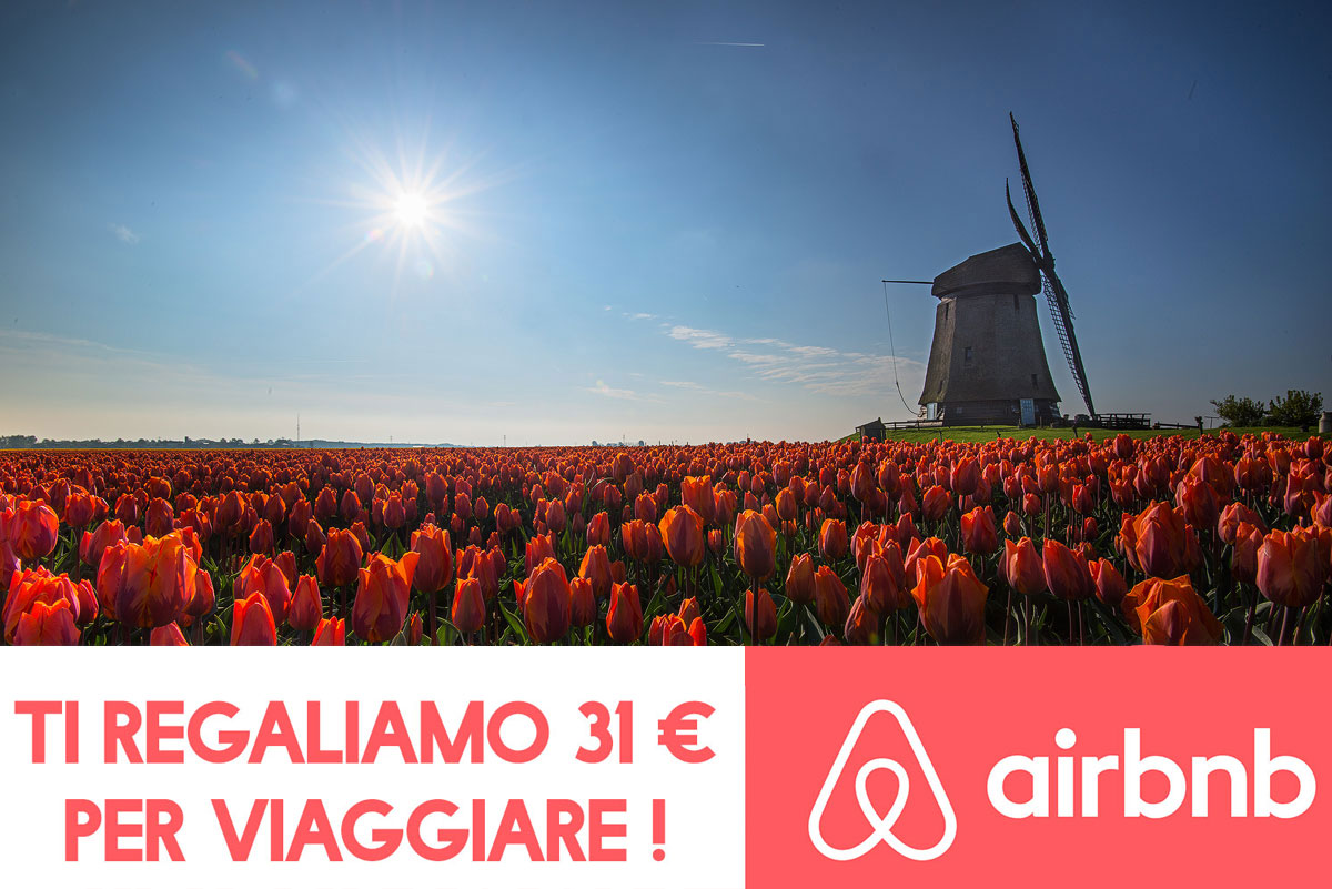 Coupon di sconto per Airbnb