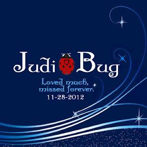 RIP Judi-Bug