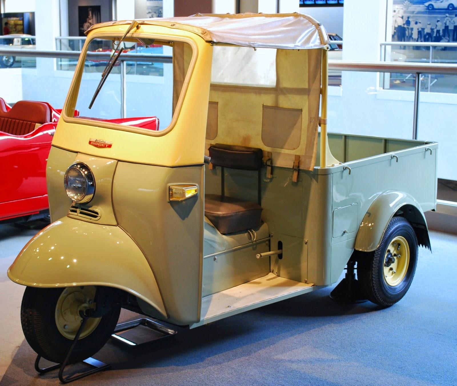 Daihatsu Midget Model DKA, 1957