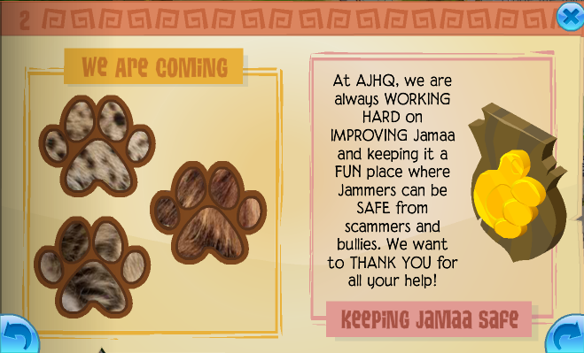 Animal jam frozen giraffes return and porch swing i assume its new animals could be pets as well good thing ajhq is working on preventing scamming and such from going on sciox Image collections