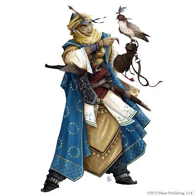Pathfinder cleric