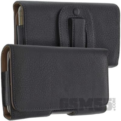 Logicom E500 Housse ceinture noir
