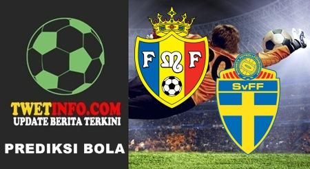Prediksi Moldova vs Sweden, Womens 17-09-2015