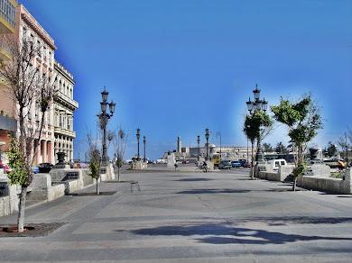 Paseo del Prado, Habana