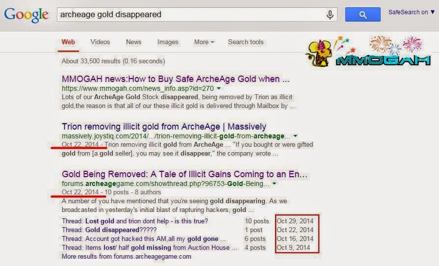 buy safe archeage gold from MmoGah