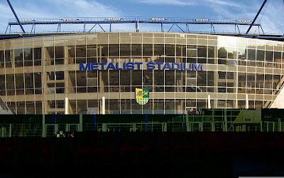 stadion metalist kharkiv euro 2012