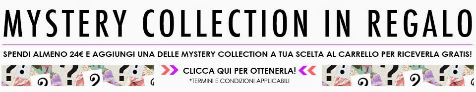 E.L.F. - Mystery Collection in regalo