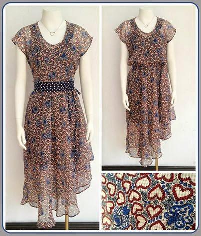 New Nora dress by Sarah Bibb ($190), Obi belt by Sarah Bibb ($40), and Ava slip by Sarah Bibb ($65-$74) at Folly