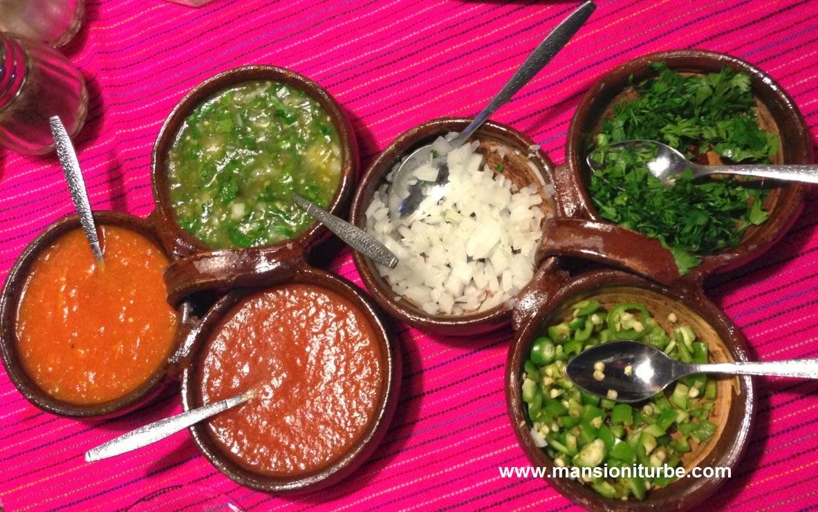 Sauce for Carnitas Tacos
