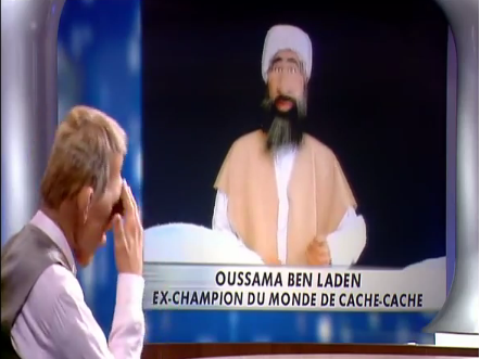 Ben Laden Guignols