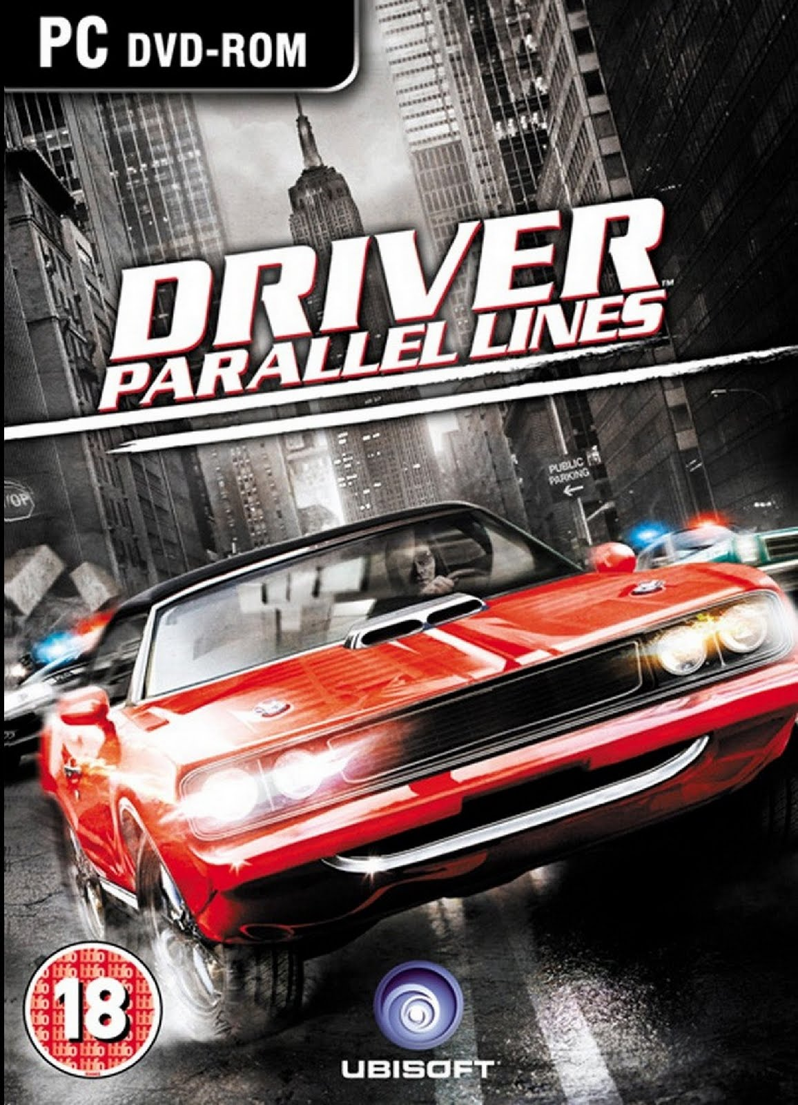 Dream Games: Driver Parallel Lines