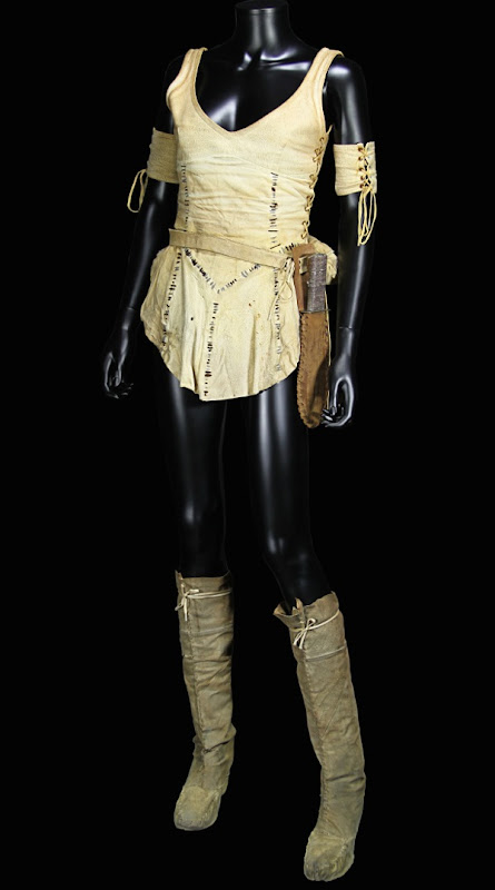 Louise Jameson Leela costume Doctor Who