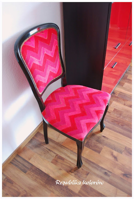 chair makeover