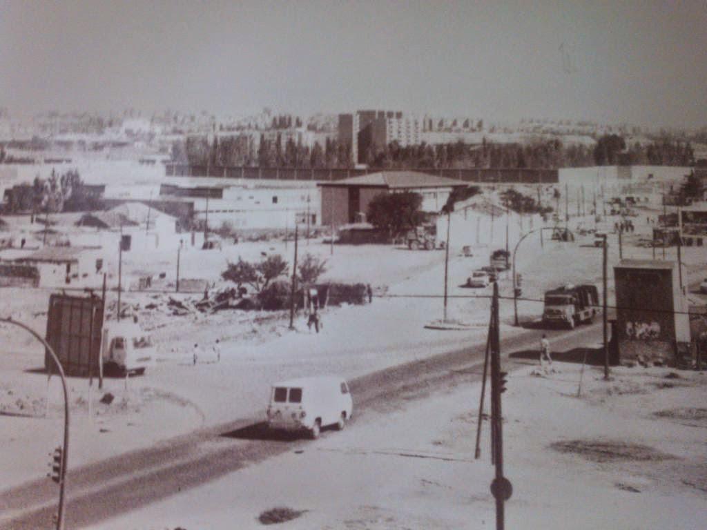 Educaci n en orcasur fotos hist ricas del ciudad de ja n for Oficina de extranjeria avenida de los poblados