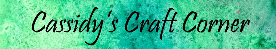 Cassidy's Craft Corner