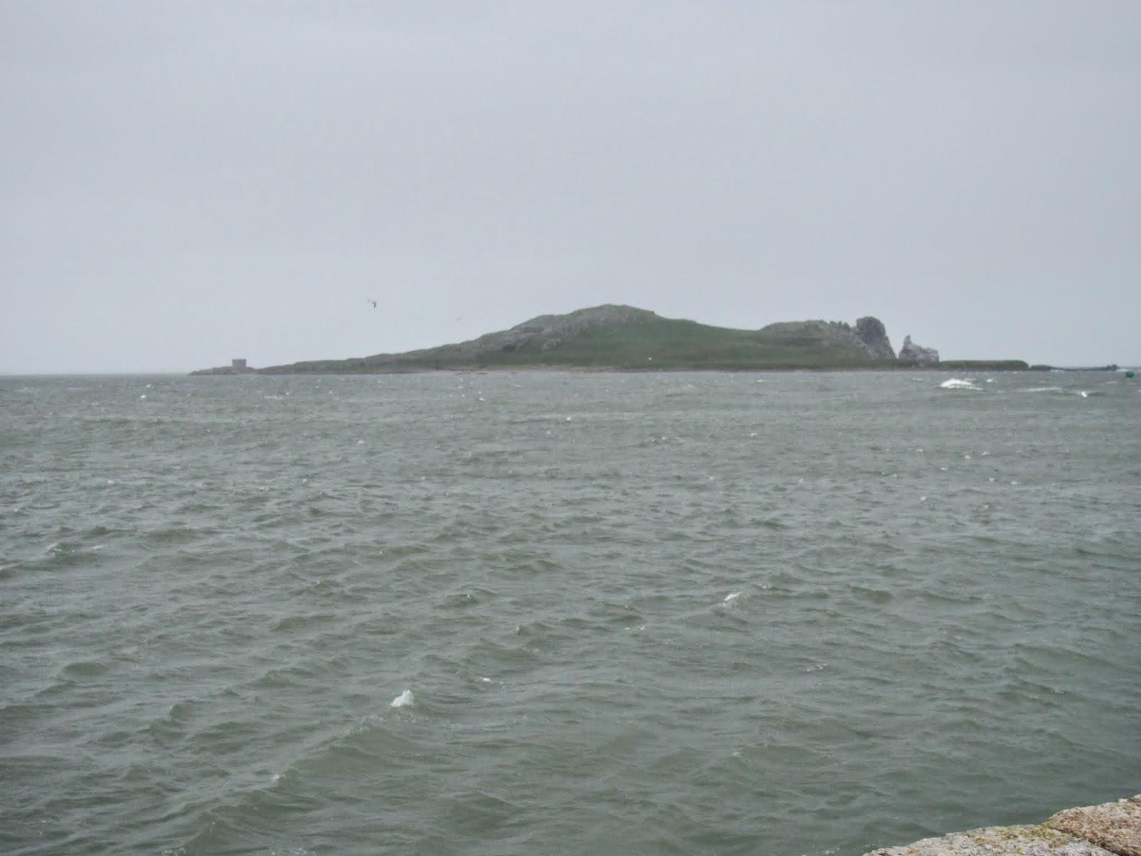 Ireland's Eye on a Windy Day Howth, Co. Dublin